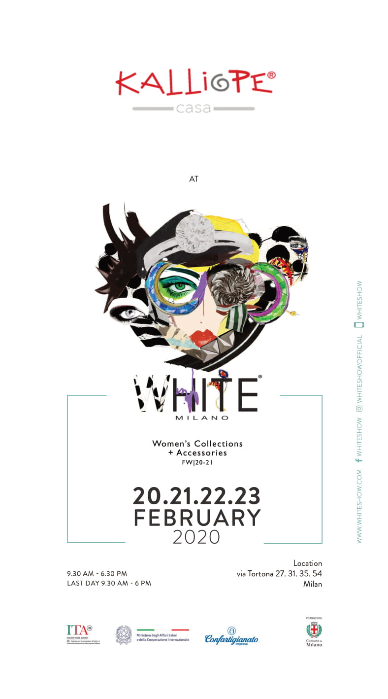 White - Fashion Week Milano 2020